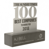 100 Best Companies to Work For 2018